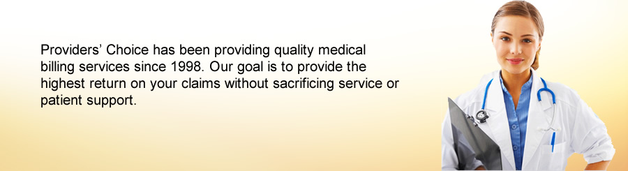Providers Choice Medical Billing